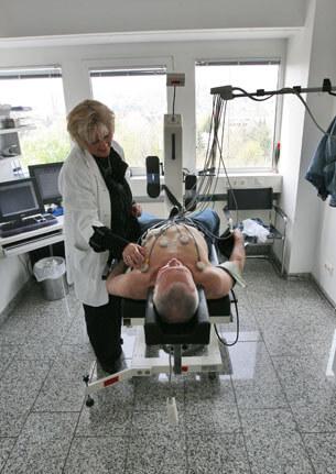 Internisten Bonn-Gronau - Schönfelder, Göbel, Pape - Herzuntersuchung in unserer Praxis